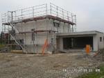 Neubau Fulenbach Fenstermontage