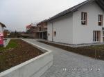 Neubau Niederbipp Fenstermontage