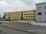 Neubau Solothurn Fenstermontage