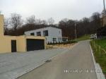 Neubau (Überbauung) Rickenbach Fenstermontage